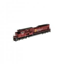 HO SD90MAC-H Ph II (DC) Canadian Pacific 9301_55157