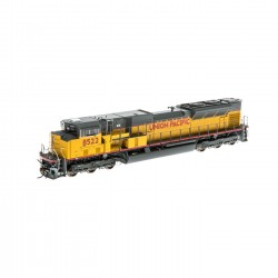 HO SD90MAC-H Ph II (DCC/S) Union Pacific 8537_55186