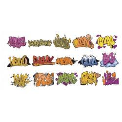 HO Graffiti Decals Set 2_55194