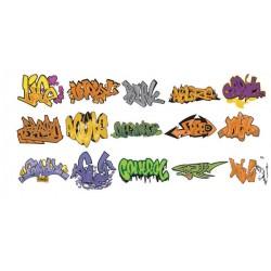 HO Graffiti Decals Set 3_55196