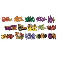 HO Graffiti Decals Set 4_55198