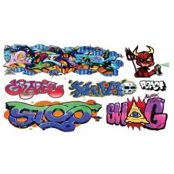 HO Graffiti Decals Set 44_55202