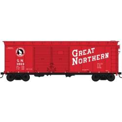 HO 40ft Box Car Great Northern 3869_55238