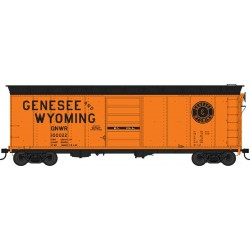 HO 40ft Box Car Genesee and Wyoming 100022_55254