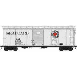 HO 40ft Box Car Seaboard Ari Line Beer Car 25379_55266