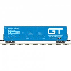 O 2-RL 53' Evans Dbl plug Door Box Car GTW 302102_55532