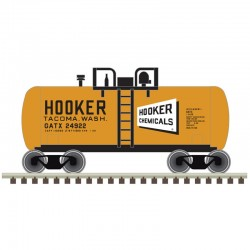 N Beer Can Shorty Tank Car Hooker Chem 24930_55539