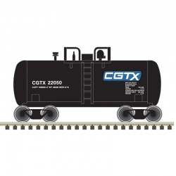 N Beer Can Shorty Tank Car Canadian General 22050_55548