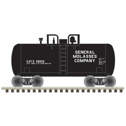 N Beer Can Shorty Tank Car General Molasses 38026_55551
