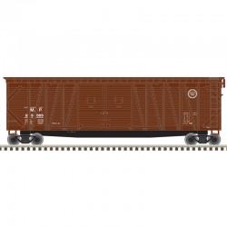 N 50' sgl sheathed box car Missouri Pacific 89160_55603