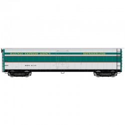 HO REA Steel Express Reefer 1947 as delivered 6263_55615