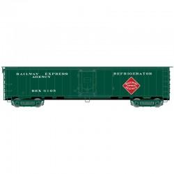 HO REA Steel Express Reefer Mid 1950 Sch 6285_55617