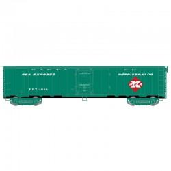 HO REA Steel Express Reefer Santa Fe 4086_55631