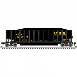 HO Aluminum Coal Gondola CSX 300201_55647