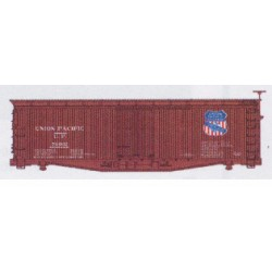 HO 40' USRA Double-Sheathed Wood Boxcar UP 70002