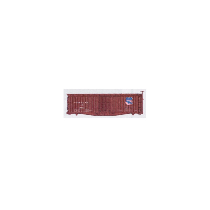 HO 40' USRA Double-Sheathed Wood Boxcar UP 70002_55685