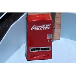 164-501 O Upright Coca Cola Machine_5577
