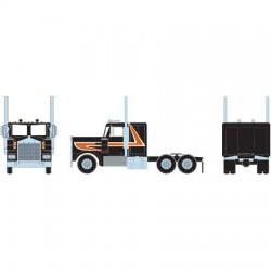 HO KW Tractor orange & black_55821