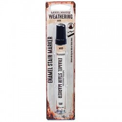 Enamel Stain Weathering Marker - Mud .33oz 9.8ml_55975