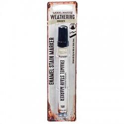 Enamel Stain Weathering Marker Concret .33oz 9.8ml_55979
