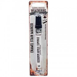 Enamel Stain Weathering Marker Black .33oz 9.8ml_55987
