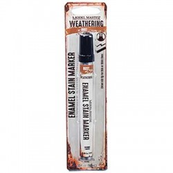 Enamel Stain Weathering Marker Rust .33oz 9.8ml_55991