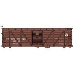 HO 40' USRA Composite Box Car Pennsy 38880_56027