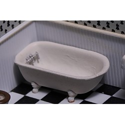 164-521 O Cast Iron Bathtub with legs_5605
