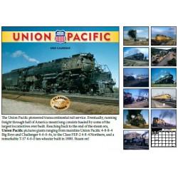 2020 Union Pacific Railroad Kalender_56066