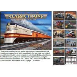 2020 Classic Trains Kalender_56072