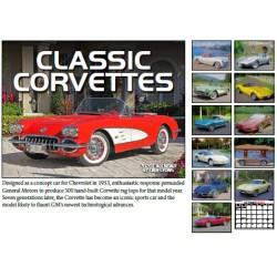 2020 Classic Corvettes Kalender_56076