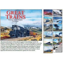 2020 Great Trains Kalender_56084