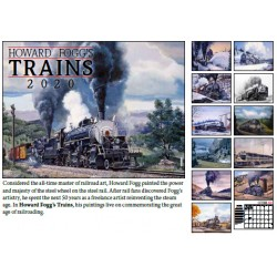 2020 Howard Fogg's Trains Kalender_56088