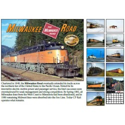 2020 Milwaukee Road Kalender_56092