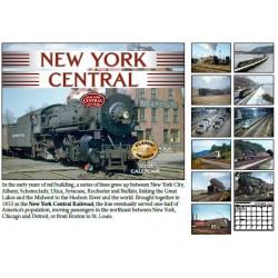 2020 New York Central Railroad Kalender_56100