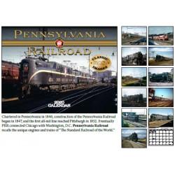 2020 Pennsylvania Railroad Kalender_56104