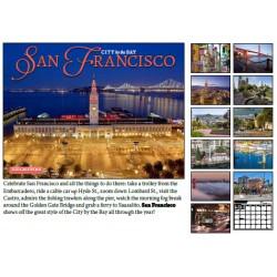 2020 San Francisco Kalender_56113