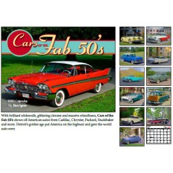 2020 Cars of the Fab 50s Kalender_56129