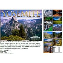 2020 Yosemite Kalender_56131
