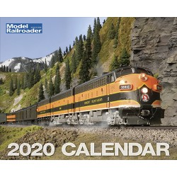 2020 Model Railroader Kalendar_56134