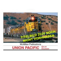 2020 Union Pacific Kalender McMillan_56161