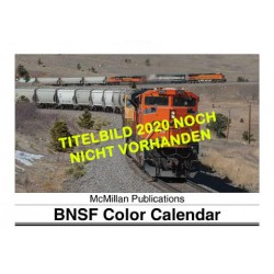 2020 BNSF Kalender McMillan_56163