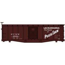 HO 40' Steel Rebuilt USRA Wood Boxcar D,L&W 36302_56248