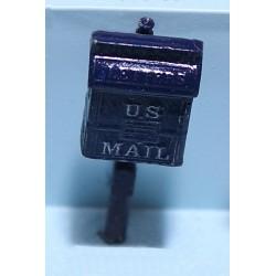 164-548 O Mail box Post mounted_5627