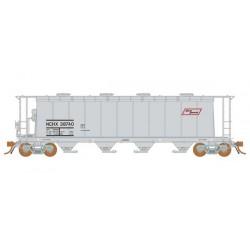 HO NSC 3800 Cylindrical Covered Hopper (1)  NCHX_56300