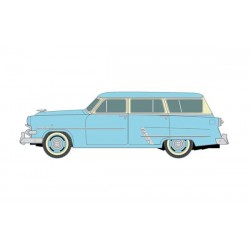 HO 1953 Ford Customline Station Wagon Cascade gree_56489