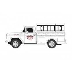 HO 1960 Ford F-250 Utility Truck - Dillon & Son Pl_56497