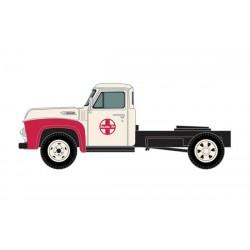 HO 1954 Semi Tractor Only - Santa Fe_56501