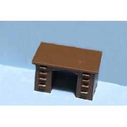 164-573 O Flat Top Desk_5651