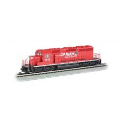 160-67201 HO SD40-2 CP Rail # 5612 (Dual Flags)_56624